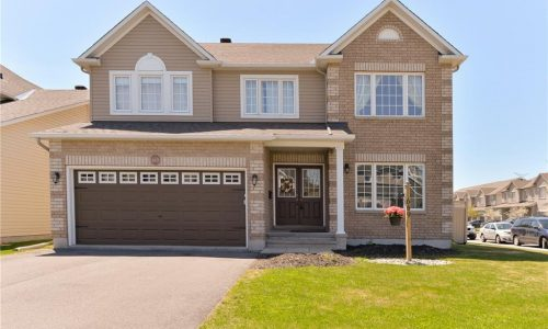 OPEN HOUSE - 669 PERCIFOR WAY, Orleans K1W 0E2